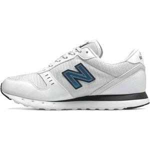 New Balance Women's 311 V2 Running Shoe, White, 10